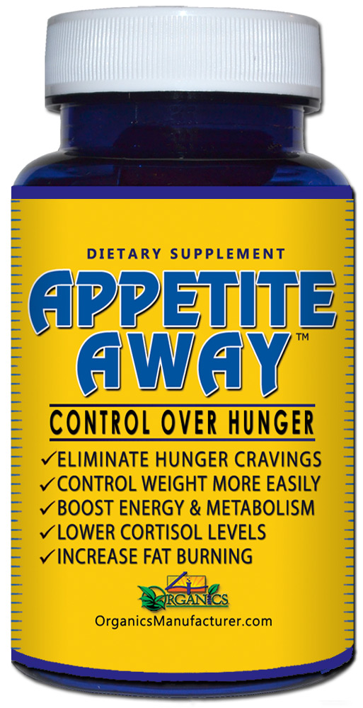 APPETITE AWAY Appetite Suppressant Weight Loss Supplement ...